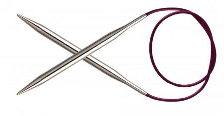 Poze KnitPro Nova Metal - andrele fixe 100 cm