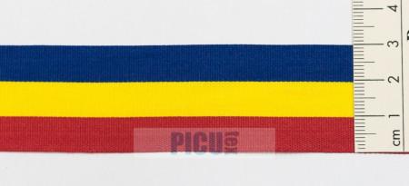 Poze Banda tricolor  30mm