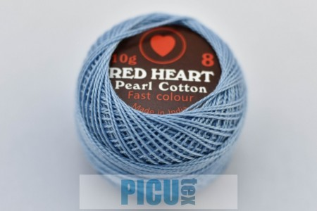 Poze Cotton perle RED HEART cod 0130