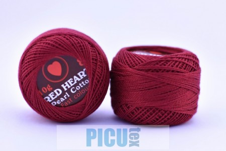 Poze Cotton perle RED HEART cod 020