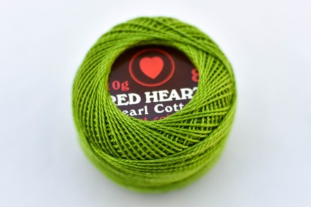 Poze Cotton perle RED HEART cod 0256