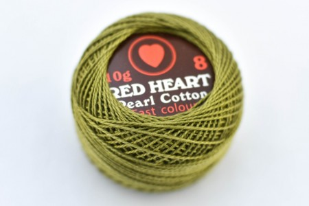 Poze Cotton perle RED HEART cod 0856