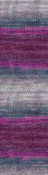 Poze Fir de tricotat sau crosetat - Fir ACRILIC ALIZE BURCUM BATIK DEGRADE 3366