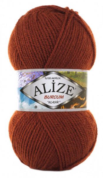 Poze Fir de tricotat sau crosetat - Fir ACRILIC ALIZE BURCUM KLASIK MARO 36