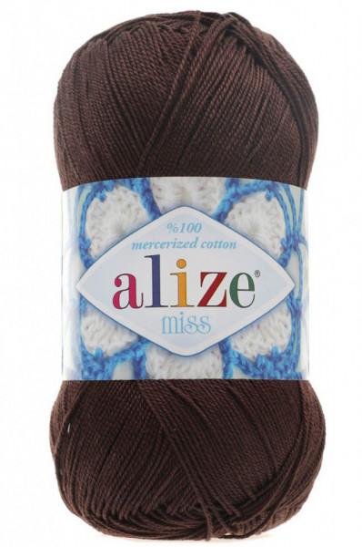 Poze Fir de tricotat sau crosetat - Fir BUMBAC 100% ALIZE MISS MARO 26