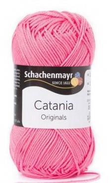Poze Fir de tricotat sau crosetat - Fir BUMBAC 100% MERCERIZAT CATANIA PINK 225