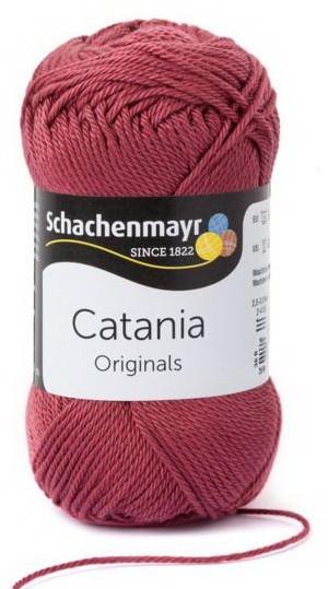 Poze Fir de tricotat sau crosetat - Fir BUMBAC 100% MERCERIZAT CATANIA MARSALAROT 396
