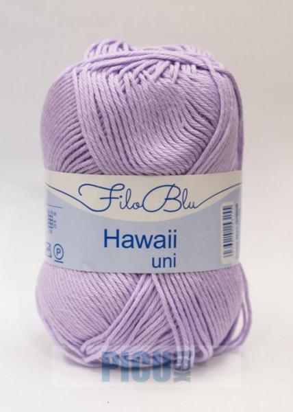 Poze Fir de tricotat sau crosetat - Fire amestec Bumbac 100% GRUNDL HAWAII UNI - LILA - 04
