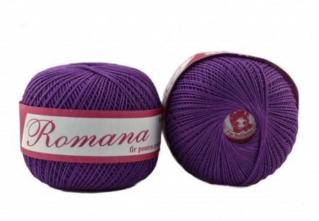 Poze Fir de tricotat sau crosetat - Fire Bumbac 100% ROMANA - ROMANOFIR BOBINA 1226