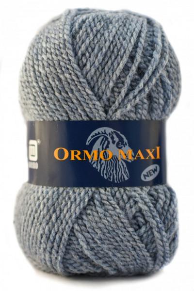 Poze Fir de tricotat sau crosetat - Fire Nako - Ormo Maxi - GRI - 3506