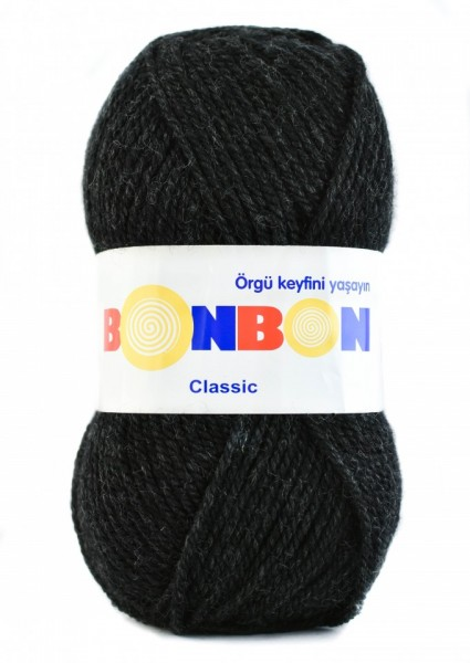 Poze Fir de tricotat sau crosetat - Fire tip mohair din acril BONBON CLASIC 98769