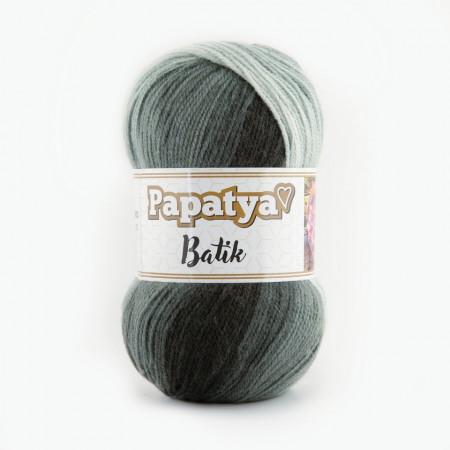 Poze Fir de tricotat sau crosetat - Fire tip mohair din acril Kamgarn Papatya Batik degrade 24
