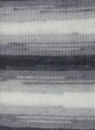 Poze Fir de tricotat sau crosetat - Fire tip mohair din acril Kamgarn Cicibebe Batik degrade 09