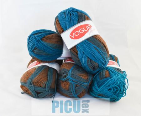 Poze Fir de tricotat sau crosetat - Fire tip mohair din acril Nako Export - #5506