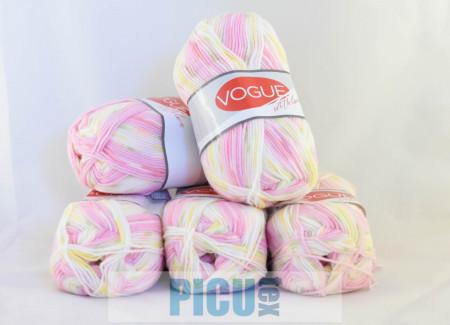 Poze Fir de tricotat sau crosetat - Fire tip mohair din acril Nako Export - #5691