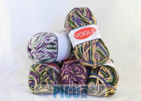 Poze Fir de tricotat sau crosetat - Fire tip mohair din acril Nako Export - #5701