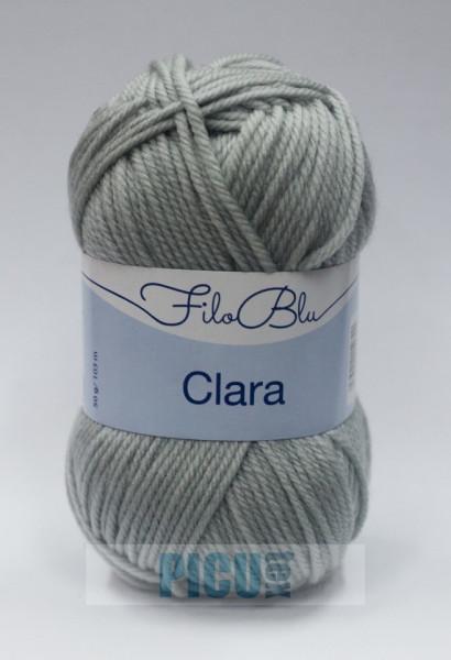 Poze Fir de tricotat sau crosetat - Fire tip mohair din poliester Filo Blu - Clara 09