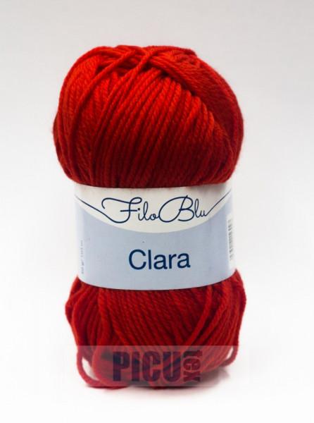Poze Fir de tricotat sau crosetat - Fire tip mohair din poliester Filo Blu - Clara 19