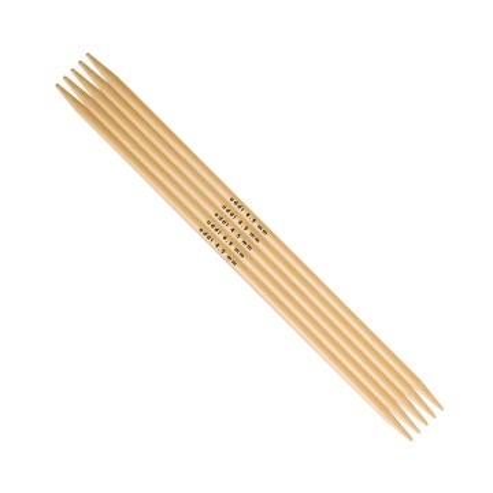 Poze addiNature Bambus - Set 5 andrele pentru sosete 15cm cod 501-7