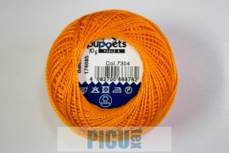 Poze Cotton perle cod 7304