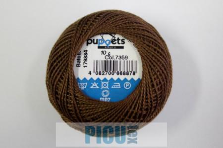 Poze Cotton perle cod 7359