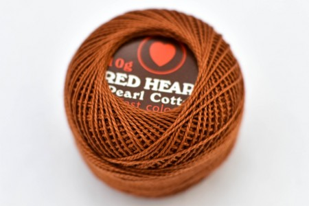 Poze Cotton perle RED HEART cod 0341