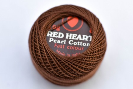Poze Cotton perle RED HEART cod 936
