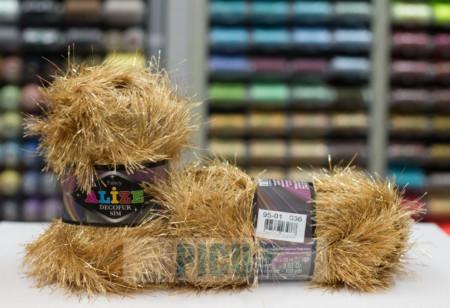 Poze Fir de tricotat sau crosetat - FANCY - ALIZE DECOFUR SIM - AURIU ADS - 95