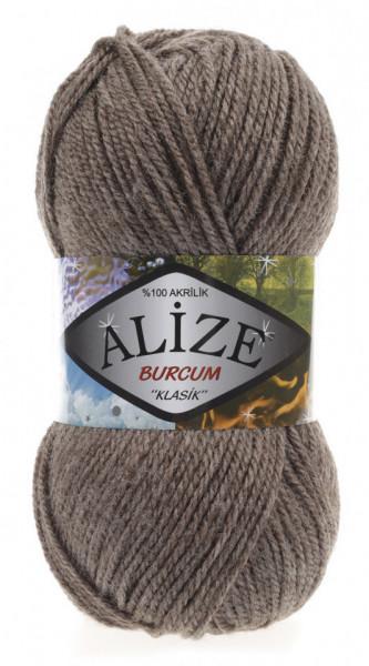 Poze Fir de tricotat sau crosetat - Fir ACRILIC ALIZE BURCUM KLASIK MARO 239