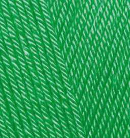 Poze Fir de tricotat sau crosetat - Fir microfibra ALIZE DIVA VERDE 123