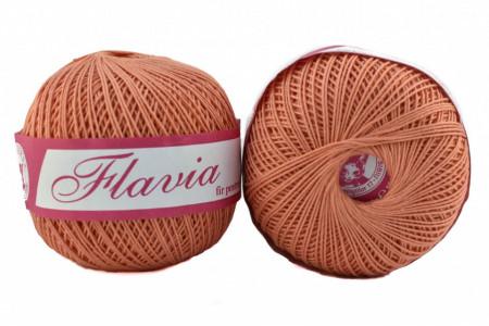 Poze Fir de tricotat sau crosetat - Fire Bumbac 100% FLAVIA ROMANOFIR BOBINA FREZ 1326