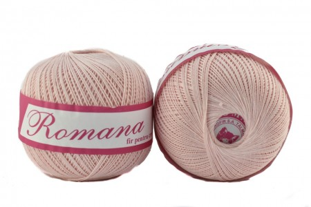 Poze Fir de tricotat sau crosetat - Fire Bumbac 100% ROMANA - ROMANOFIR BOBINA 1206