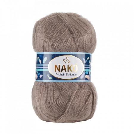 Poze Fir de tricotat sau crosetat - Fire tip mohair acril NAKO MOHAIR DELICATE - BEJ COD 2000
