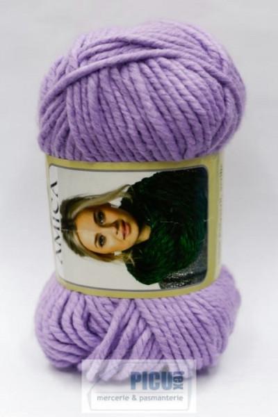 Poze Fir de tricotat sau crosetat - Fire tip mohair din acril AMICA LILA - 333