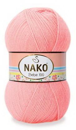 Poze Fir de tricotat sau crosetat - Fire tip mohair din acril Nako Baby frez 2525