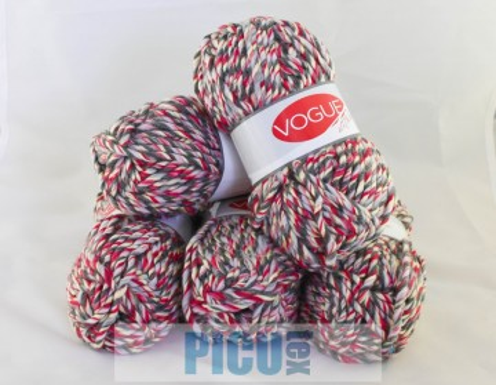 Poze Fir de tricotat sau crosetat - Fire tip mohair din acril Nako Export - #5507