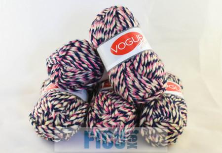 Poze Fir de tricotat sau crosetat - Fire tip mohair din acril Nako Export - #5613