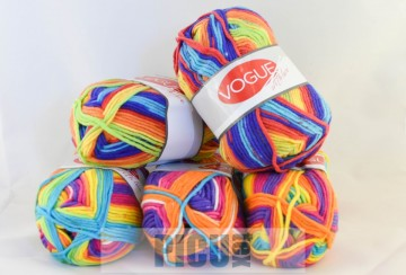 Poze Fir de tricotat sau crosetat - Fire tip mohair din acril Nako Export - #5891