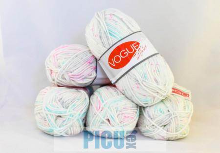Poze Fir de tricotat sau crosetat - Fire tip mohair din acril Nako Export - #5931