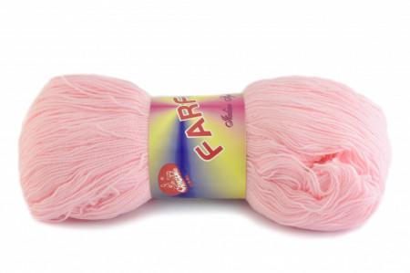 Poze Fir de tricotat sau crosetat - Fire tip mohair din acril (PNA) Canguro Farfalle ROZ 303