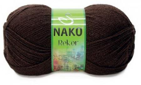Poze Fir de tricotat sau crosetat - Fire tip mohair din acril premium Nako REKOR MARO 1182