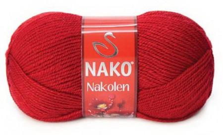 Poze Fir de tricotat sau crosetat - Fire tip mohair din lana 50% si acril 50% Nakolen GRENA 1175