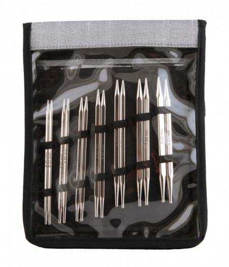 Poze KnitPro Nova Cubics - set andrele interschimbabile DELUXE