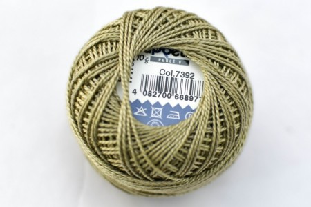 Poze Cotton perle cod 7392