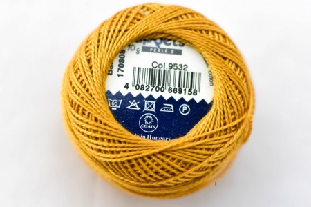 Poze Cotton perle cod 9532