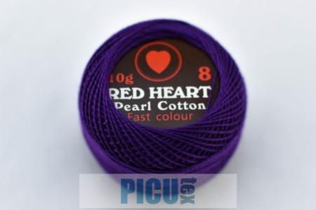 Poze Cotton perle RED HEART cod 0112