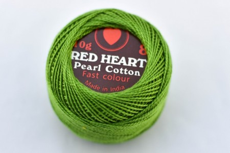 Poze Cotton perle RED HEART cod 0257