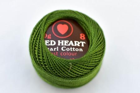 Poze Cotton perle RED HEART cod 0268
