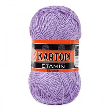 Poze Fir de tricotat,brodat sau crosetat - Fir KARTOPU ETAMIN LILA 708