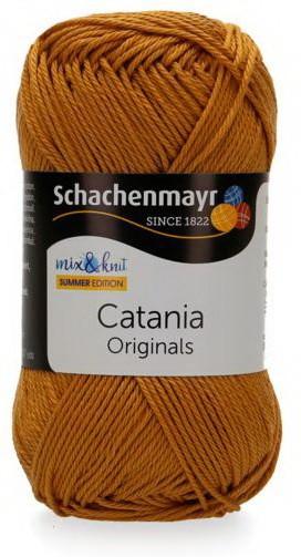 Poze Fir de tricotat sau crosetat - Fir BUMBAC 100% MERCERIZAT CATANIA CURRY 431